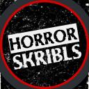 Horror Scribbles Small Banner