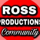 Ross productions community Small Banner