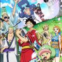 one piece just on time Small Banner