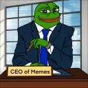 CEO of Memes (Official) Small Banner