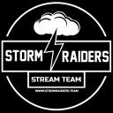 STORM RAIDERS Small Banner