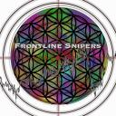 FRONTLINE SNIPERS Small Banner