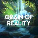 a grain of reality Small Banner