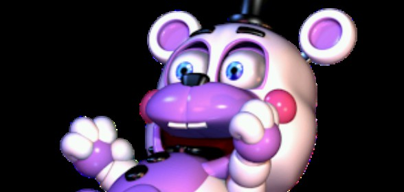 Helpy, Lefty, and scraps join the gang