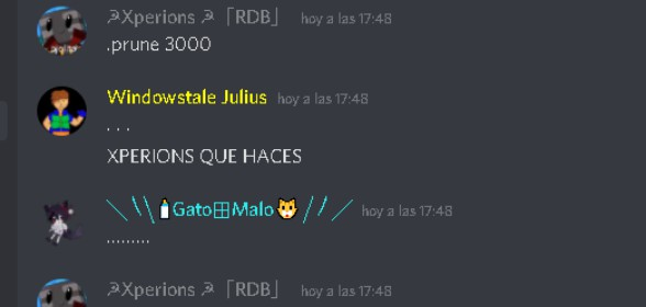 Chat Explocionado by Xperions☭