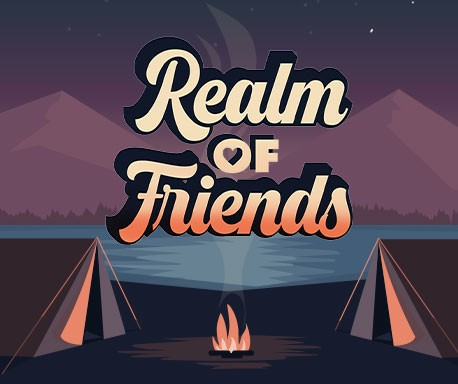 Realm of Friends Small Banner