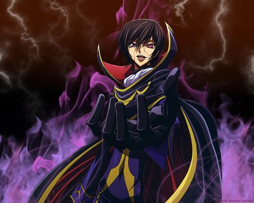 Lelouch Lamperouge Small Banner