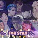 ✧。For Stan ✧。 Small Banner