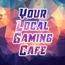 Your Local Gaming Cafe Small Banner
