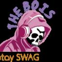 The Bois Small Banner