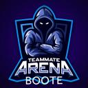 Boote Arena™ Small Banner