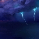 Eye of the Storm Small Banner