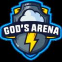 God's Arena ⚡ Small Banner