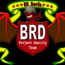 BR Devils Small Banner