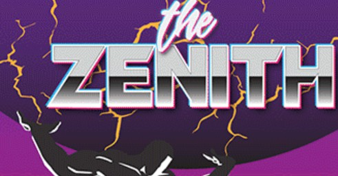 The Zenith Small Banner