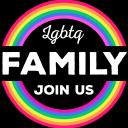 LGBTQ+ Familie 🌈 Small Banner