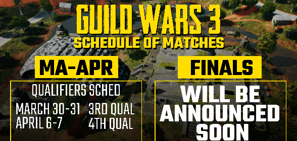 Guild Wars 3 | Still Ongoing!