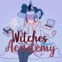 ⬫ ˏˋWitches ' Academy ✦₊˚ Small Banner