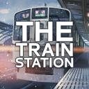 The Train Station Small Banner