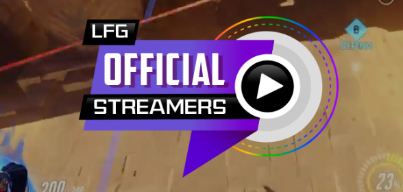 LGBT+ Family & Games (LFG) Official Streamers