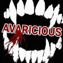 Avaricious Fangs™ Small Banner