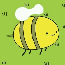 Creative Bees Small Banner